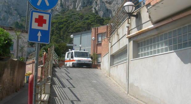 Presentata una proposta di progettazione e realizzazione di due reparti di terapia sub-intensiva all'ospedale Capilupi di Capri