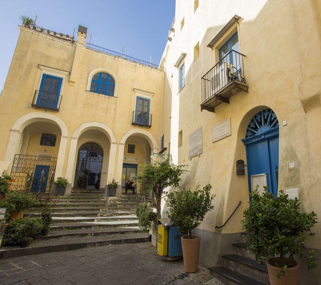 Musica in terrazza: da Capri un omaggio a Ennio Morricone con Nello Salza e Simonetta Tancredi