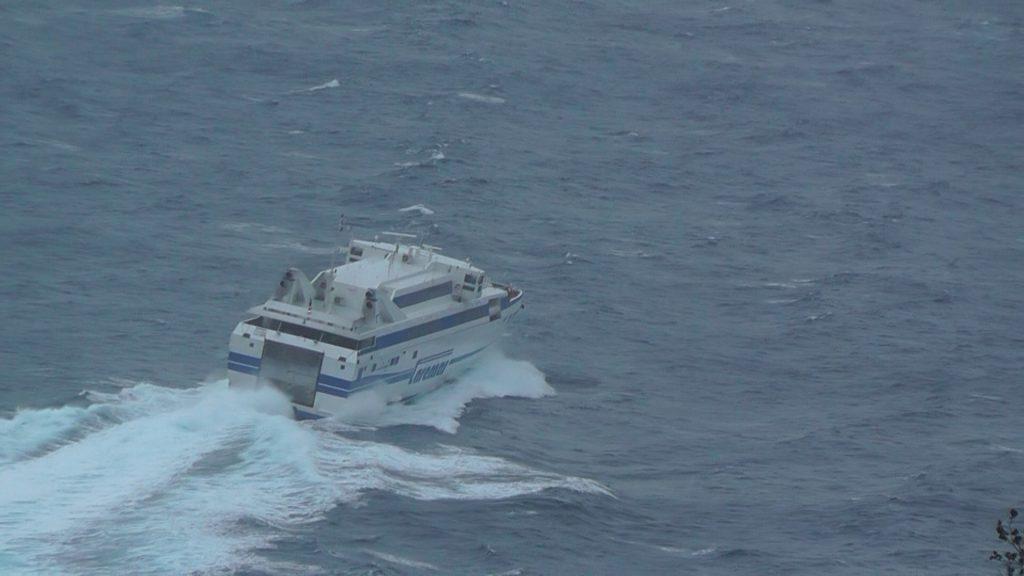 Allerta meteo della Protezione Civile in Campania per vento forte e mare agitato