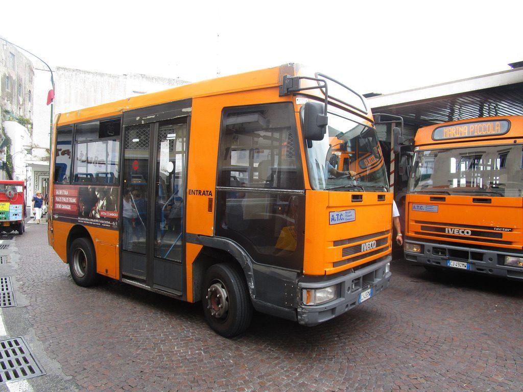 Trasporto pubblico a Capri: Usb conferma lo sciopero di lunedì. L'Atc dispone il pagamento di aprile ma il sindacato non abbassa la guardia
