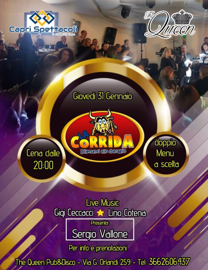 646901d49ffe0 Cresce l'attesa per l'evento più divertente dell'anno sull'isola, ritorna a  grande richiesta La Corrida targata Capri, organizzata per il secondo anno  da ...