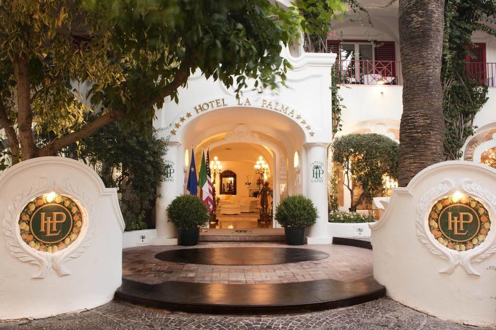 """L'hotel La Palma potrebbe non riaprire, Gargiulo (Federalberghi Capri): """"Pronti a proteste clamorose"""""""