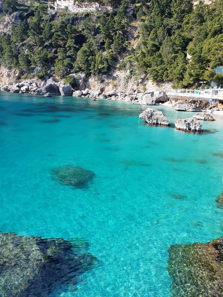 """""""Area marina protetta, positivo incontro al Ministero"""". Comunicato dell'amministrazione di Capri"""