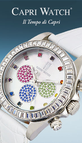 Capri Watch fashion accessories