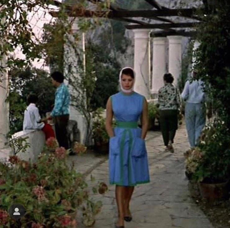 Villa San Michele celebra il compleanno di Sophia Loren con le foto del 1960 scattate ad Anacapri