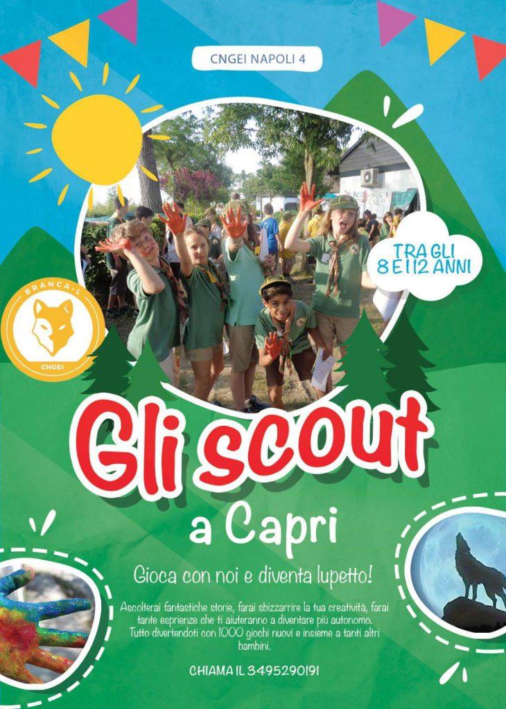 Esploratori e lupetti, si comincia: riprendono le attività del gruppo scout di Capri