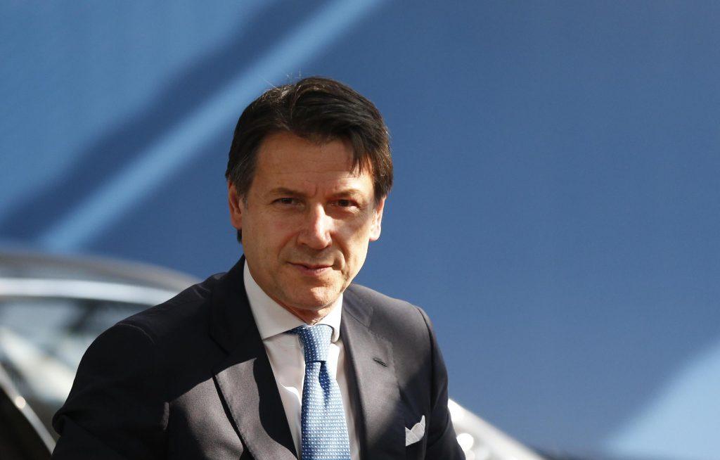 Il premier Conte diserta il meeting di Capri a favore del cioccolato perugino