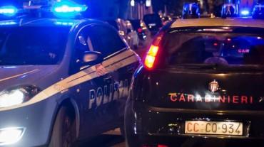 Operazione interforze con il metal detector nella movida del sabato notte a Napoli: tra i denunciati anche un giovane di Anacapri in possesso di un coltellino a serramanico