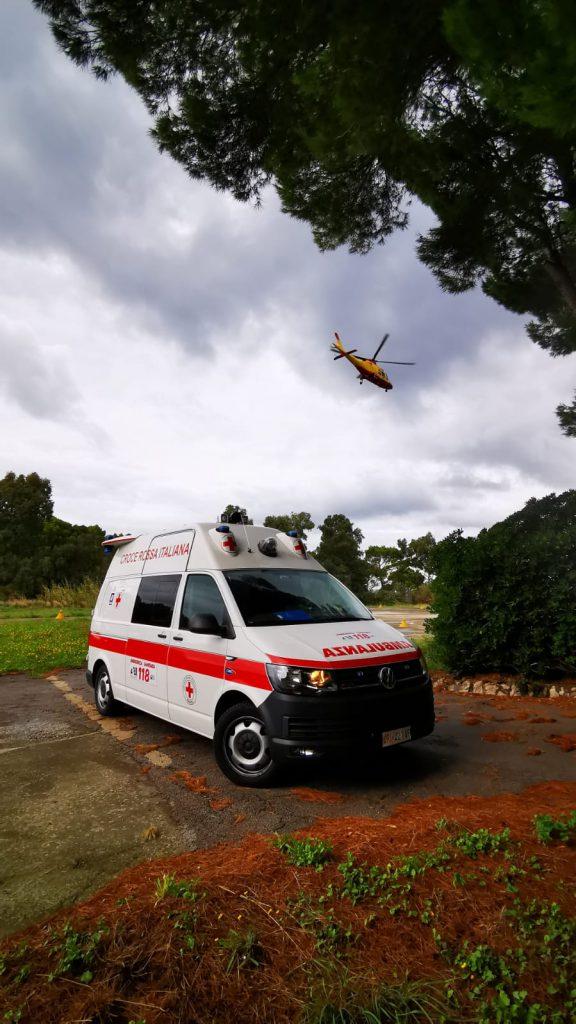 """Sanità a Capri, nuova emergenza notturna. L'allarme del 118: """"Fermo l'elicottero per inefficienza delle luci e stop a due idroambulanze su tre"""""""