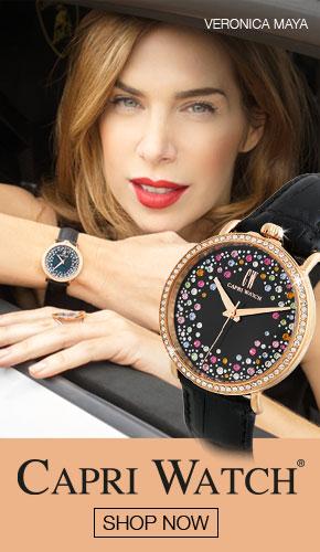 Capri Watch Fashion Accessories