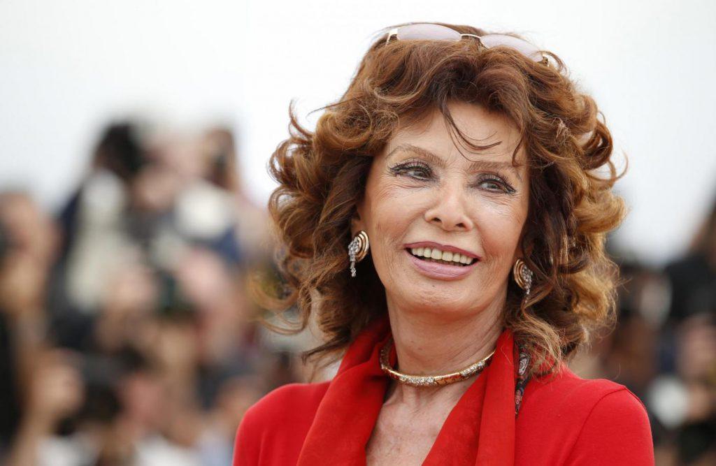 """Sofia Loren attesa sull'isola: sarà premiata durante la ventiquattresima edizione di """"Capri, Hollywood"""""""