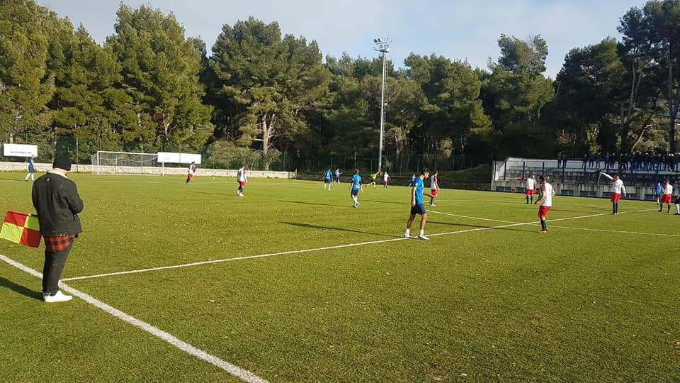 Calcio, campionato di Prima Categoria: finisce in parità tra Real Anacapri e Sporting Barra