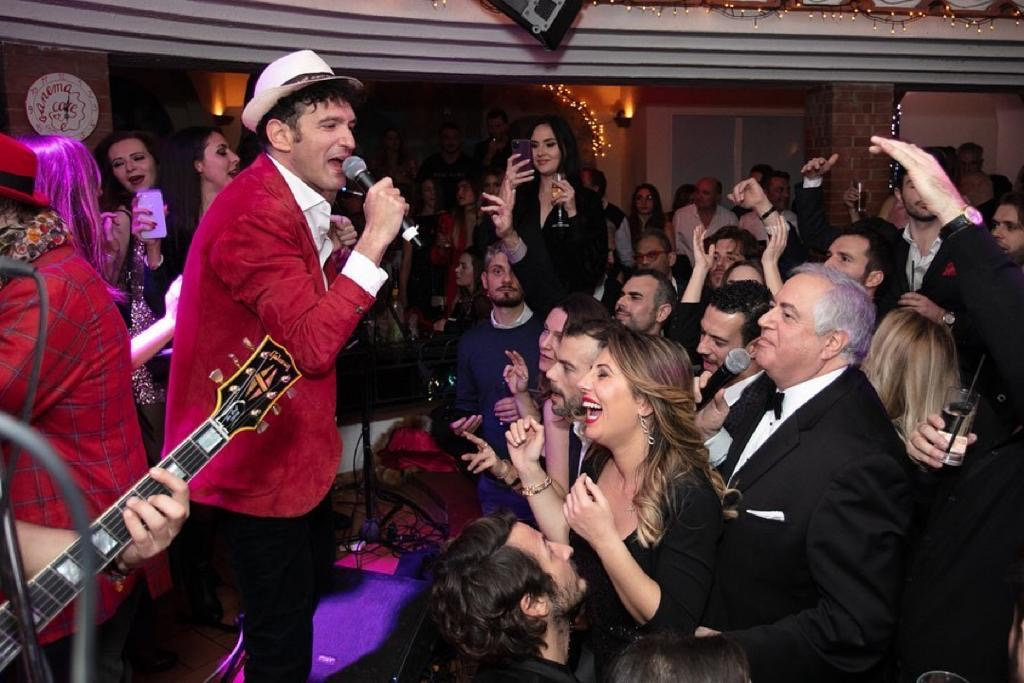 """Gianluigi Lembo e l'Anema & Core Band volano da Capri in America per il festival """"Los Angeles, Italia"""""""