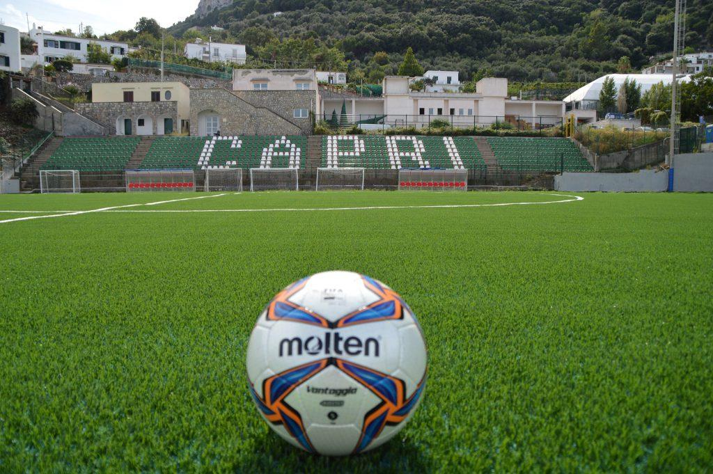Calcio, campionato di Prima Categoria: il Capri fermato sul pari dalla Virtus Afragola ma resta primo