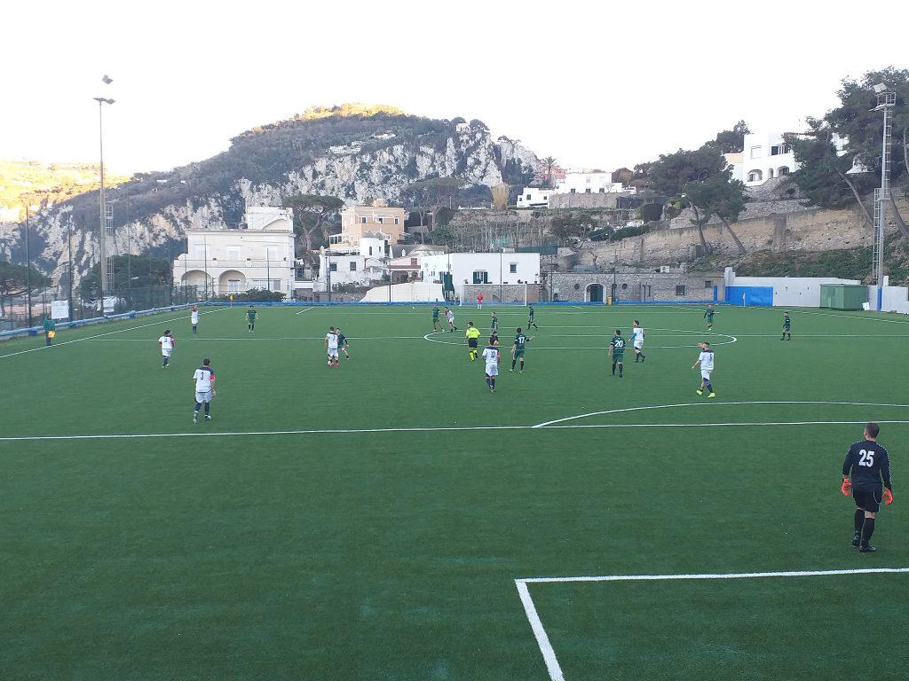 Calcio: Capri Isola Azzurra e Asd Real Anacapri promossi nel campionato di Promozione