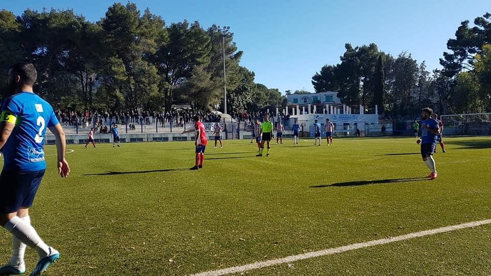 Calcio, campionato di Prima Categoria: il Real Anacapri più forte delle assenze, tifosi in festa a Damecuta