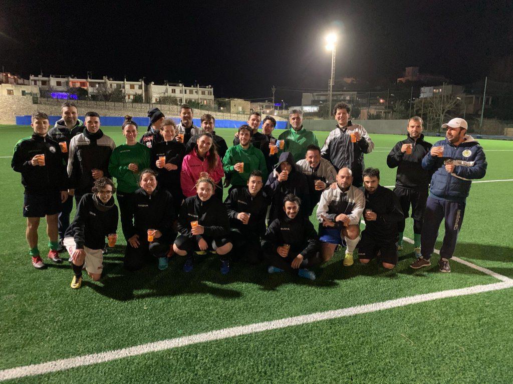 Gb Caprese, un team affiatato e una realtà totalmente isolana. Il punto sul campionato di Seconda Categoria maschile e di C2 femminile