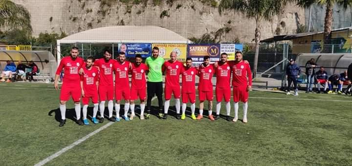 Calcio, campionato di Prima Categoria: pari tra Interpianurese e Real Anacapri, gli isolani scendono in terza posizione