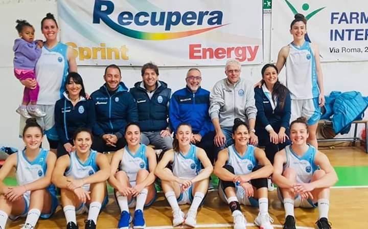 Basket femminile serie B: per l'Olimpia Capri battuta d'arresto a Battipaglia