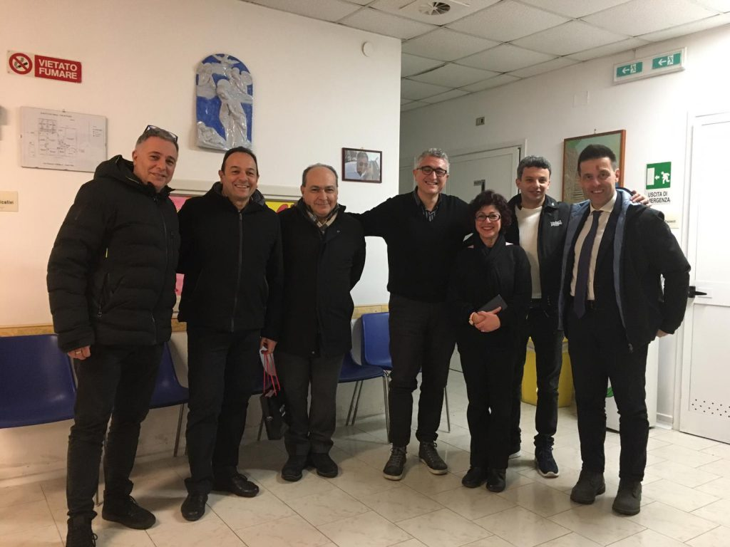 Solidarietà e passione calcistica: conclusa la tradizionale lotteria benefica del Club Napoli Isola di Capri, raccolti fondi pro Anffas