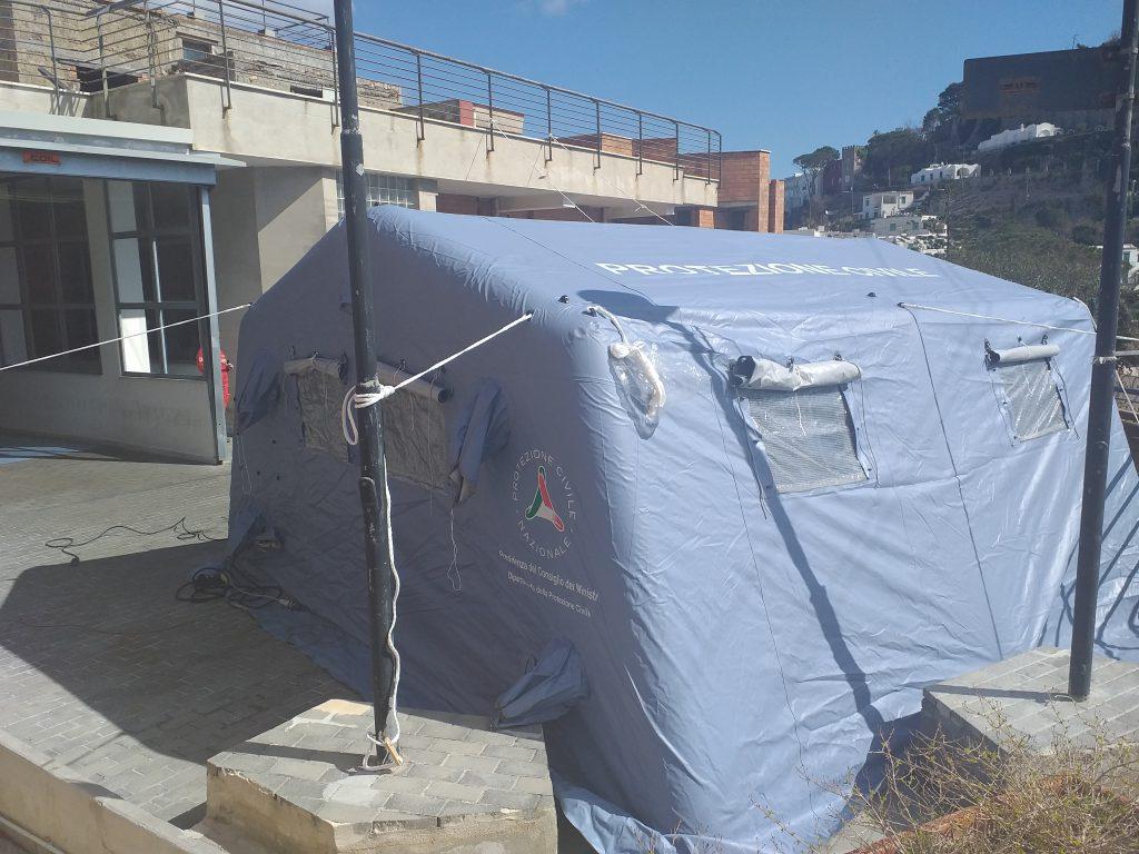 """La grande generosità: raccolti oltre 17mila euro per la campagna """"Emergenza Covid-19: Aiutiamo il Capilupi"""" promossa dall'associazione Capri Senza Barriere"""