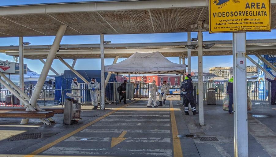 """Sos dai Sindaci dell'isola al Governatore, al Prefetto e all'Autorità Portuale: """"Predisporre o intensificare controlli nei punti di imbarco per Capri"""""""