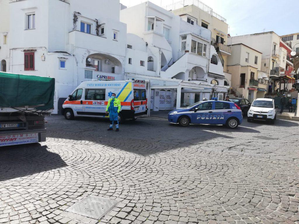 Comunicato della Questura con nuovi dettagli sui fatti accaduti al porto di Capri: un 39enne è stato denunciato per resistenza e oltraggio a pubblico ufficiale