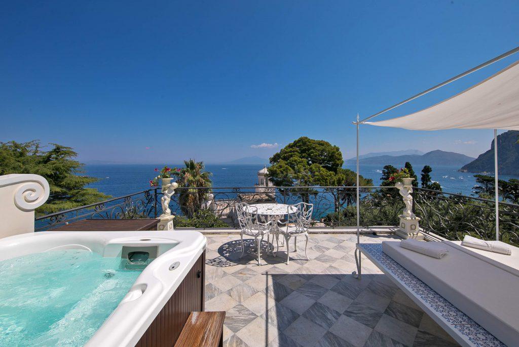 Capri riparte: Luxury Villa Excelsior Parco annuncia la riapertura per il 27 giugno all'insegna dell'ecosostenibilità
