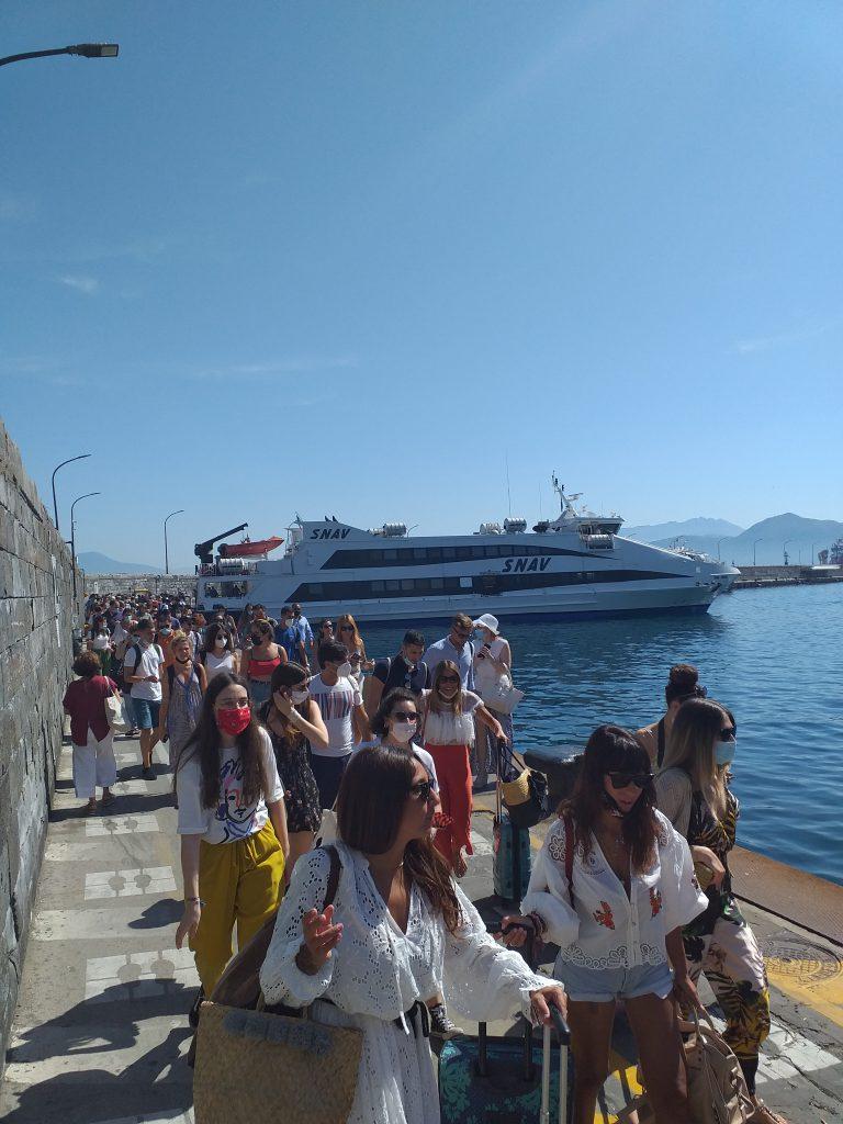 """Da Sorrento, Capri e Napoli appello dell'Atex a Conte: """"Stiamo agonizzando, chiediamo risorse per il turismo e un triennio bianco"""""""