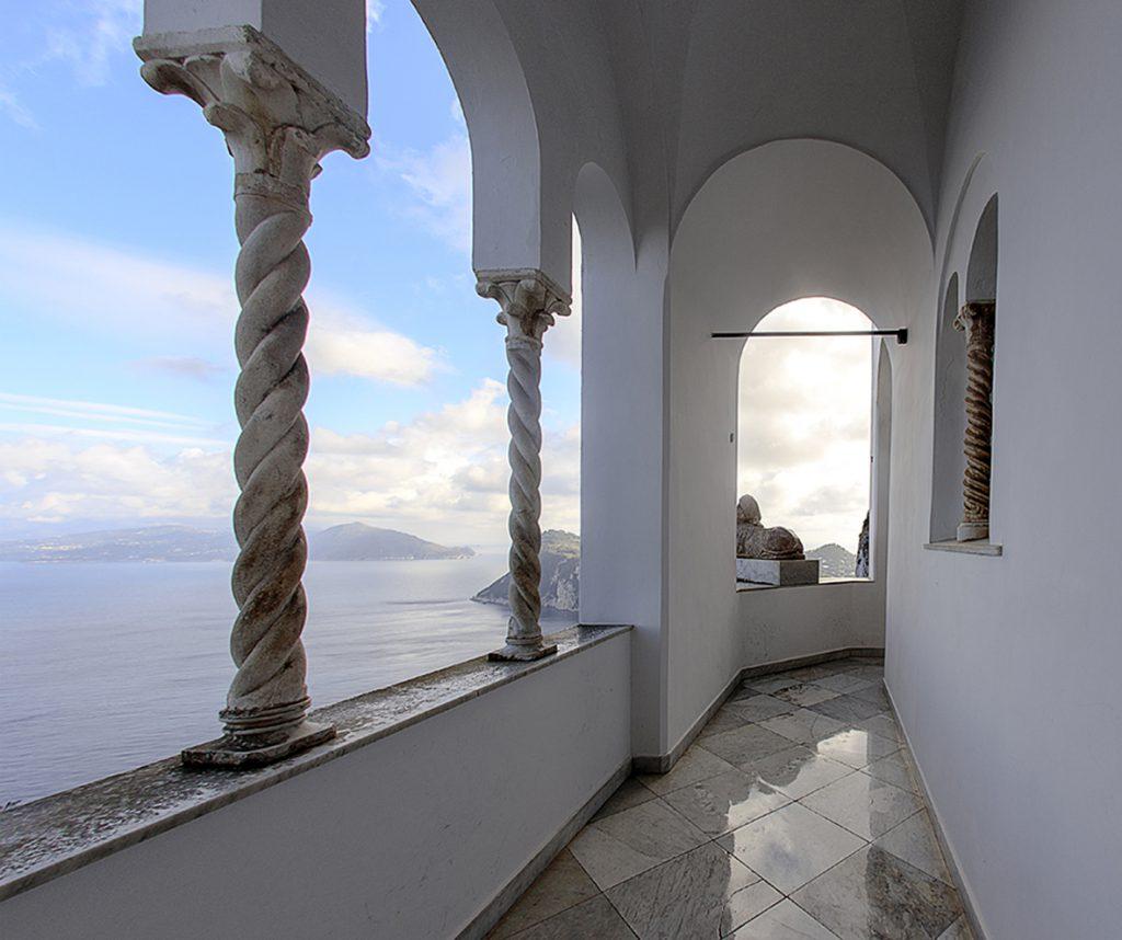 Villa San Michele sull'isola di Capri riapre il 12 giugno: ingresso gratuito su prenotazione e drink di benvenuto al Café Casa Oliv
