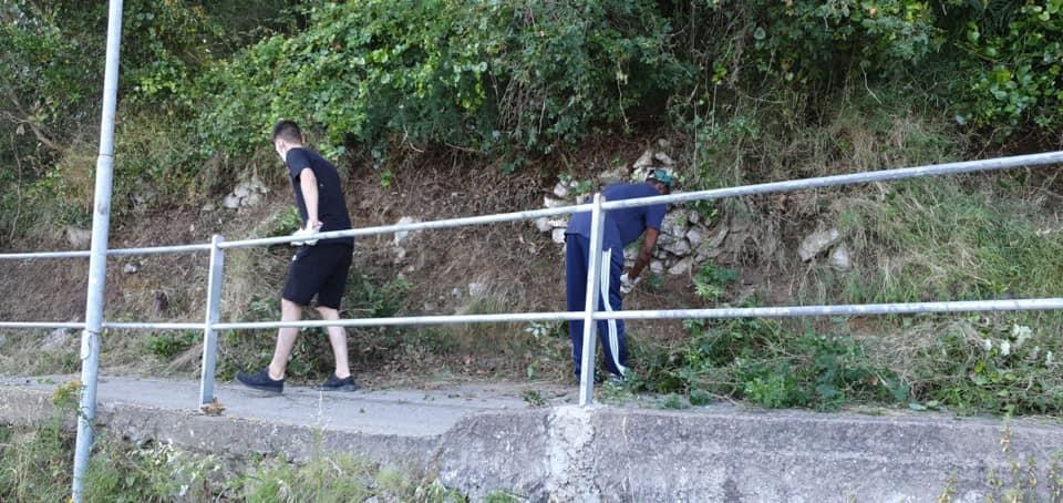 """Partito il progetto delle borse lavoro ad Anacapri: """"borsisti"""" impegnati in numerose attività"""