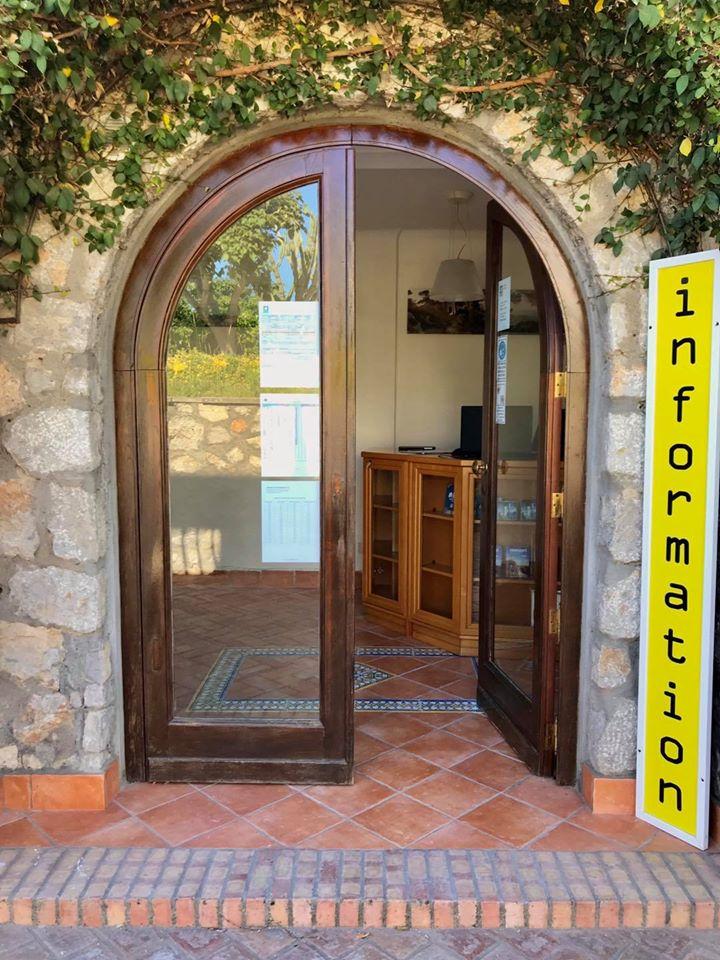 Turismo: prolungati gli orari di apertura del nuovo info-point di Anacapri in Piazza Vittoria