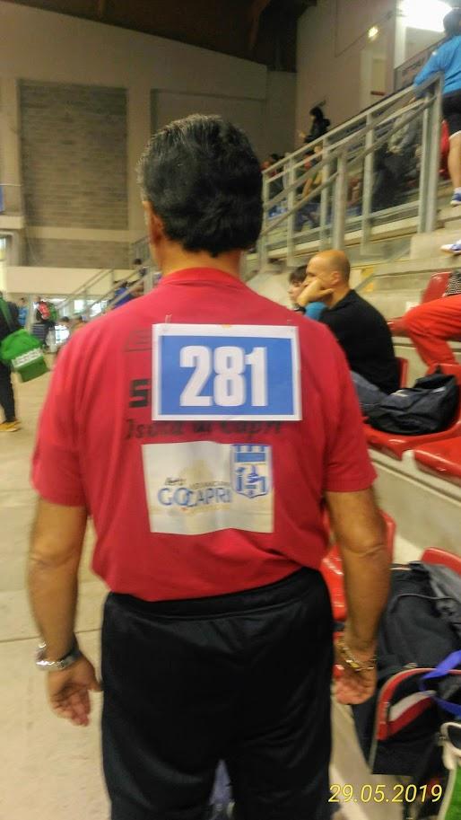 Tennistavolo, Giovanni Scotti confermato in quinta categoria recupera 480 posizioni e si prepara alle prossime sfide con un sogno: far emergere questo sport sull'isola