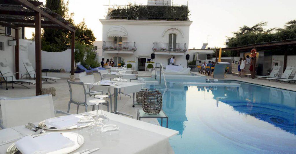 Ad Anacapri via alla nuova stagione del cinque stelle luxury Hotel Villa Blu Capri