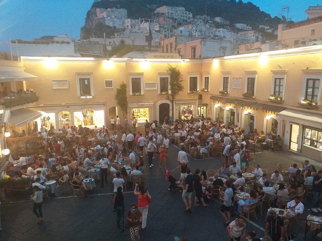 Eventi e manifestazioni dell'estate 2020 nel comune di Capri: il calendario