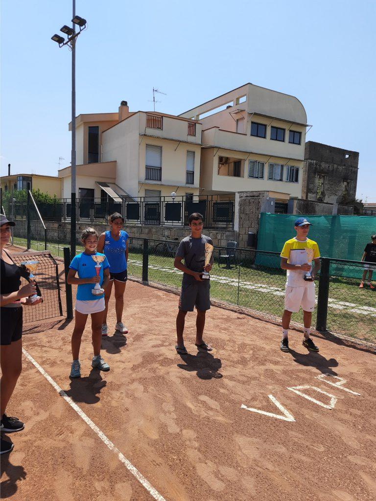 Grande successo per il giovane caprese Mario Paone: trionfa al torneo di terza categoria di tennis ad Acerra