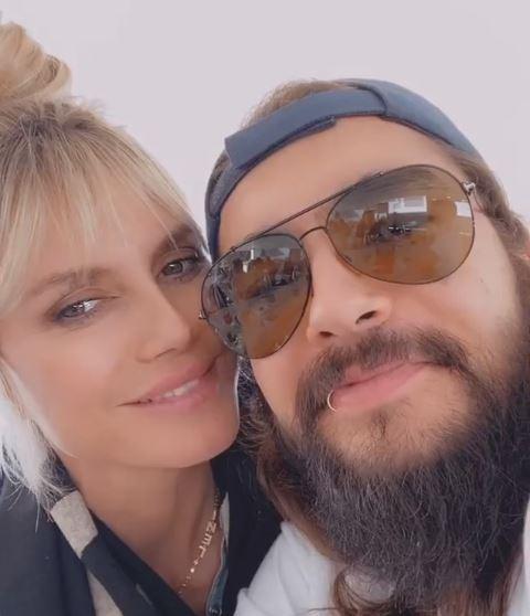 La modella Heidi Klum e il musicista Tom Kaulitz dei Tokio Hotel intenzionati ad acquistare villa a Capri. Toccata e fuga autunnale per la coppia che lo scorso anno si sposò proprio sull'isola