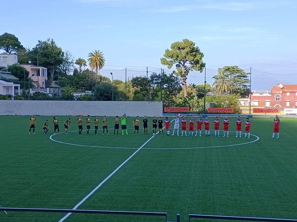 Calcio, campionato di Promozione: l'Uc Givova Capri Anacapri ne rifila tre al Sant'Aniello
